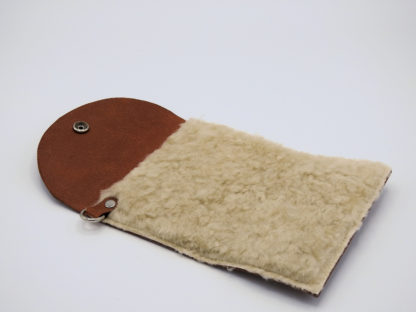 Fly Fishing Wallet Open