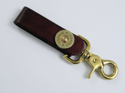 Shotgun Shell Key Lanyard