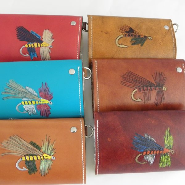 Fishing Wallet Collection