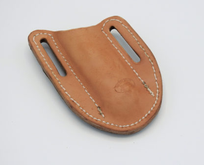 Ostrich Leg Sheath Back