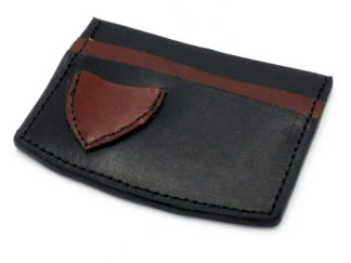 Guitar Pick Wallet front
