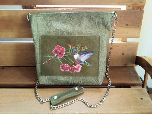 Humming Bird Handbag 1