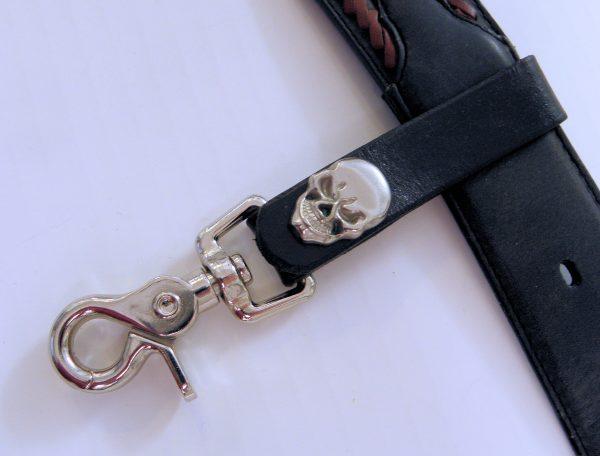 Skull Lanyard