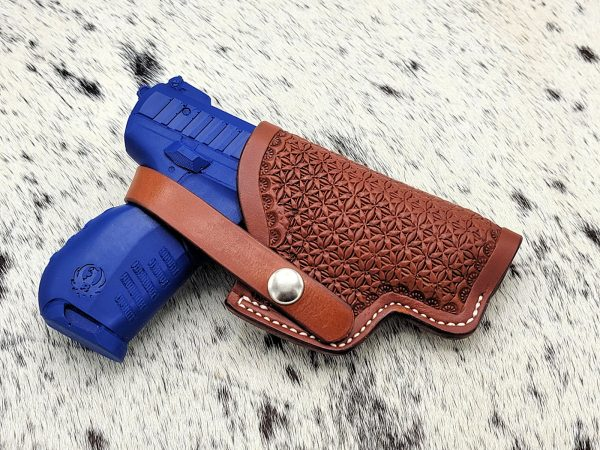 Ruger SR22 front tooled